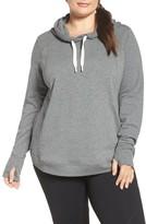 Zella Plus Size Women's En Route Pullover Hoodie