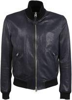 Tom Ford Leather Bomber Jacket