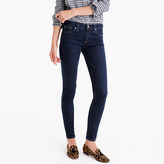 J.Crew Petite toothpick jean in classic rinse