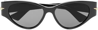 Bottega Veneta Cat Eye-Frame Sunglasses