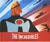 Disney Art of The Incredibles Book