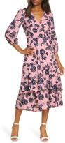 Faux Wrap Dress Shopstyle