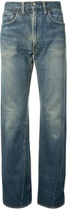 Levi's 1950s Levis 501ZXX straight-fit jeans