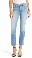 Frame Women's Le High Straight High Rise Crop Jeans