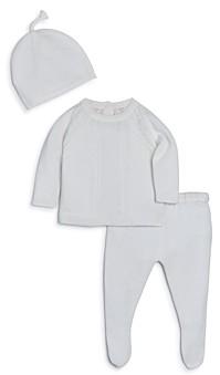 Angel Dear Unisex Knit Hat, Cardigan & Footie Pants Take-Me-Home Set - Baby