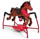 Radio Flyer Interactive Riding Horse - Chestnut