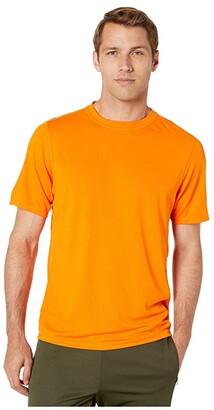 Timberland Wicking Good Short Sleeve T-Shirt (Pewter) Men's T Shirt
