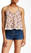 Flying Tomato Floral Crop Swing Tank