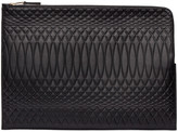 Paul Smith Black No 9 Document Holder