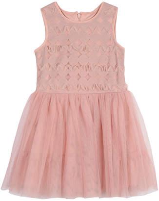 Pastourelle Soutache Tutu Dress