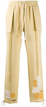 Val Kristopher Unfinished Drawstring Trousers