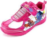 "Disney Finding Dory Girls' ""Nemo & Dory"" Light-Up Sneakers"