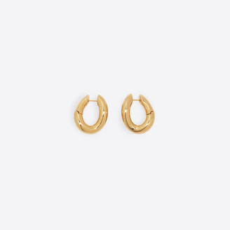 Balenciaga Loop Earrings