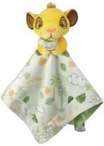 Simba Disney the lion king plush baby blanket by kids preferred