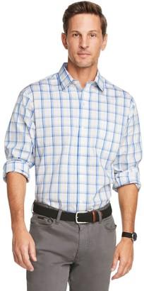 Van Heusen Men's Traveler Classic-Fit Stretch Button-Down Shirt