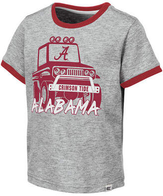 Colosseum Toddlers Alabama Crimson Tide Monster Truck T-Shirt