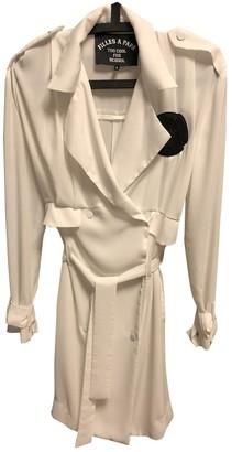 Filles a papa White Dress for Women