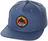 Burton Underhill Snapback Cap Blue