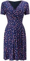 Precis Petite Pretty Petal Petite Wrap Dress