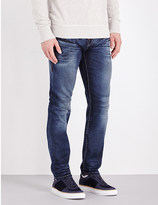 True Religion Rocco slim-fit tapered jeans