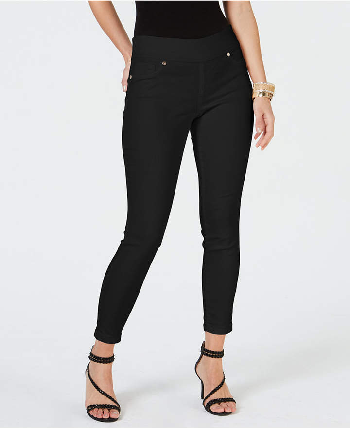 6ca4be6a57f0a Jeans Black Jegging - ShopStyle