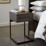 west elm Nash C-Base Nightstand – Mineral
