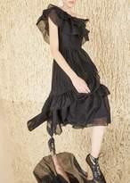 Ulla Johnson Clemente Dress In Noir