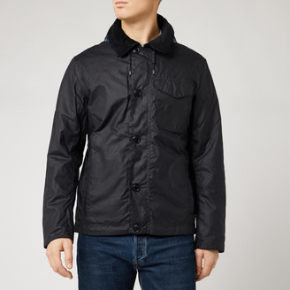 Barbour Storm Force Men's Bunt Wax Jacket