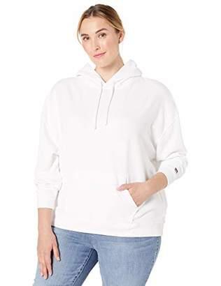 Levi's Women's Plus-Size Graphic Sweatshirt Hoodie