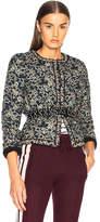 Etoile Isabel Marant Hustin Printed Quilt Jacket
