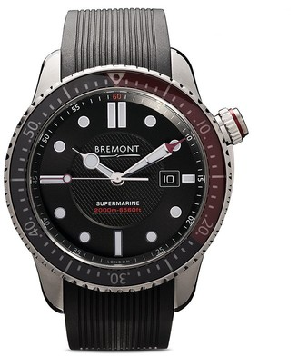 Bremont S200 Red 45mm