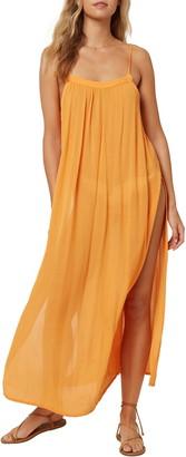 O'Neill Layna Cover-Up Midi Dress