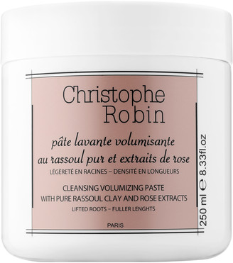 Christophe Robin Volume Shampoo Paste with Rassoul Clay and Rose Extracts