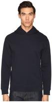 Vince Side Zip Pullover Hoodie Men's Sweatshirt