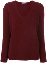 Tom Ford cashmere knitted sweater - women - Cashmere - XS