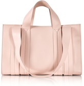 Corto Moltedo Costanza Beach Club Medium Natural Nappa Leather Tote