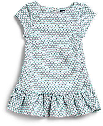 Lili Gaufrette Toddler's & Little Girl's Ocean Dress