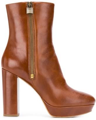 MICHAEL Michael Kors Frenchie platform boots