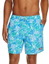 Vineyard Vines Turtle & Starfish Bungalow Swim Trunks