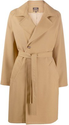 A.P.C. Belted Trenchcoat