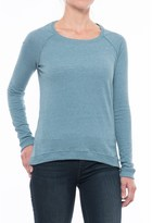 Alternative Apparel Locker Room Mock Twist Shirt - Long Sleeve (For Women)