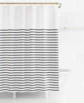 Kate Spade Harbour Stripe Shower Curtain