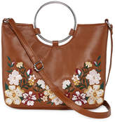 T-Shirt & Jeans Dreamsicle Floral Crossbody Bag