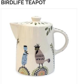 Kooks Unlimited - Hannah Turner Birdlife Teapot