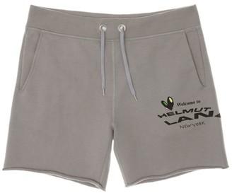 Helmut Lang Helmutland Sweat Shorts