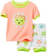 Petit Lem Sunny Sunshine Pajama - 2-Piece Set (Baby Girls)