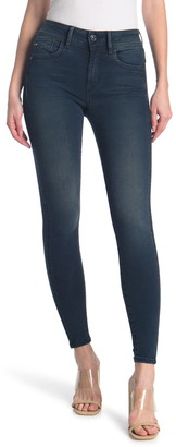 G Star Lynn High Super Skinny Jeans