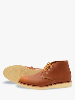 Red Wing Shoes 3140 Work Chukka Boot, Oro-iginal