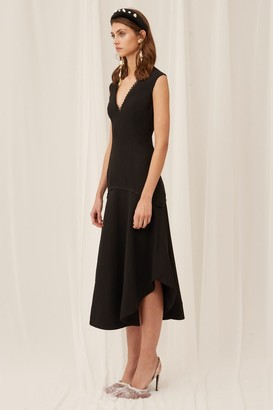 Keepsake WE DREAM MIDI DRESS black