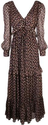 Dvf Diane Von Furstenberg Paisley Print Dress